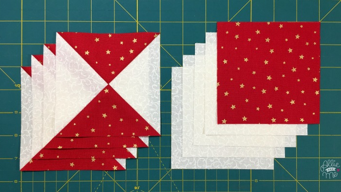 OHIO STAR Block Tutorial des 6 Köpfe 12 Blöcke Quilt Along ♥ plus ...